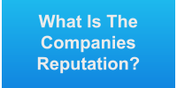 What Is The Companies Reputation